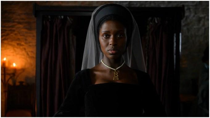 Anne Boleyn Jodie Turner-Smith first look