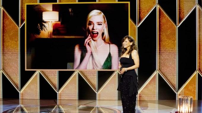 Anya Taylor Joy Golden Globe Queens