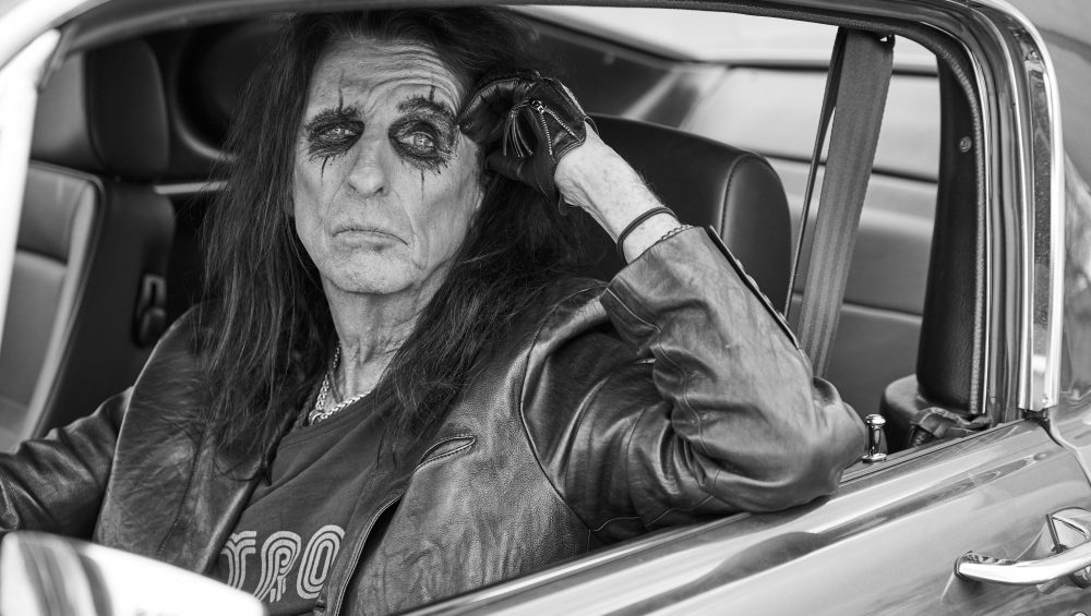 Alice Cooper Has Some 'Detroit Stories' to Tell
