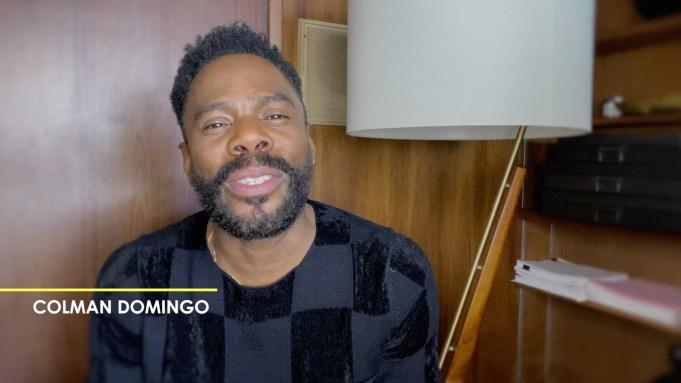 Colman Domingo in AMC Black History