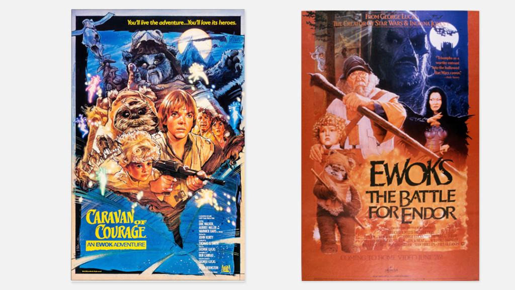 'Star Wars': Ewoks TV Movies, Boba Fett 'Holiday Special' Debut Finally Coming to Disney Plus
