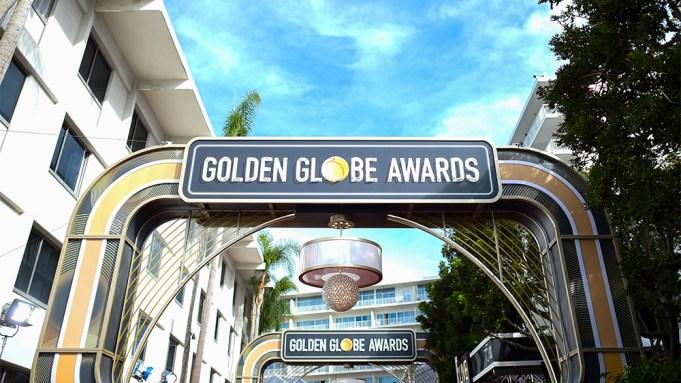 Golden Globe Awards Atmosphere