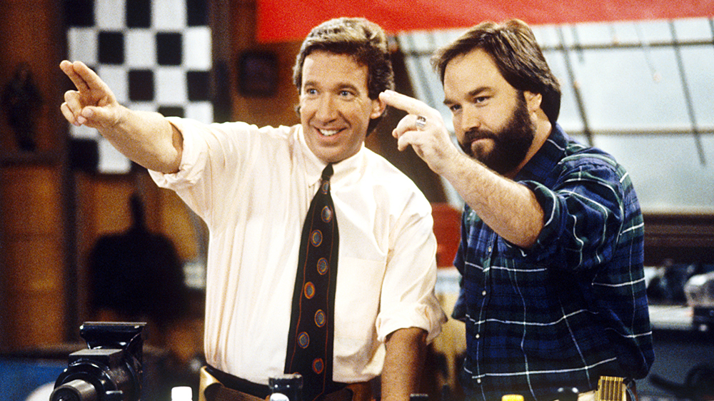 Tim Allen and Richard Karn Talk Reuniting After 'Home Improvement' for 'Assembly Required' - Variety