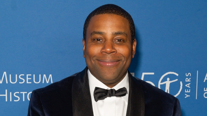 Kenan Thompson at arrivals for American