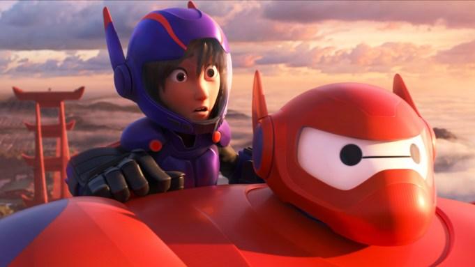 Big Hero 6' Characters Not Making Marvel Cinematic Universe Debut - Variety