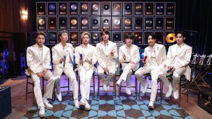 Watch BTS Perform on 'MTV Unplugged' - Variety