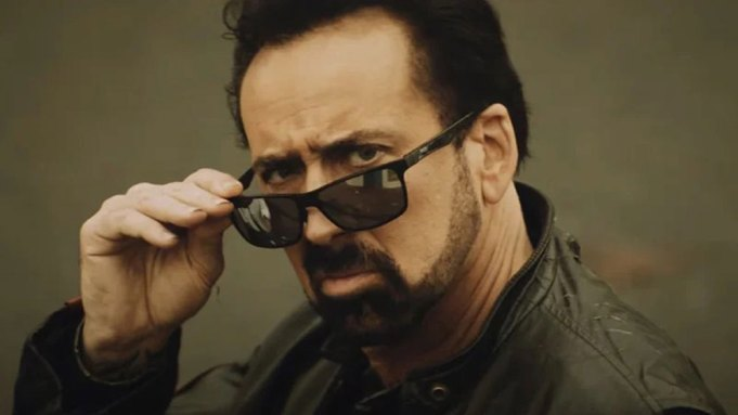 Nicolas Cage Willy's Winderland