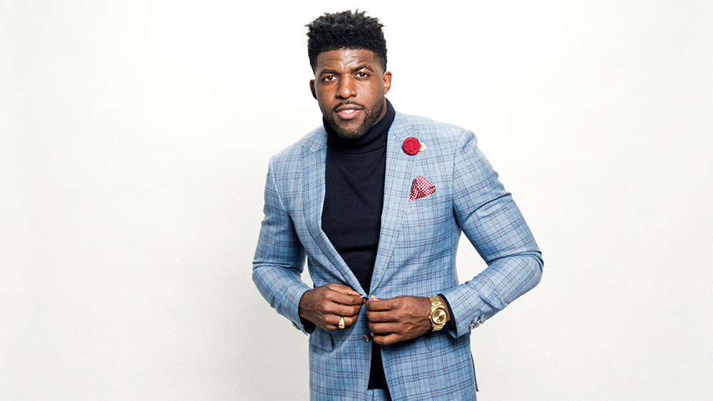 Emmanuel Acho Will Replace Chris Harrison on 'The Bachelor: After the Final Rose'