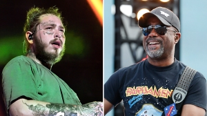 Darius Rucker on Post Malone's Cover of Hootie & the Blowfish's 'Only Wanna Be With You': 'He Always Has a Fresh Way to Say Things'