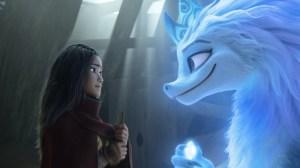 China Box Office: Disney's 'Raya and the Last Dragon' Flames Out at Third