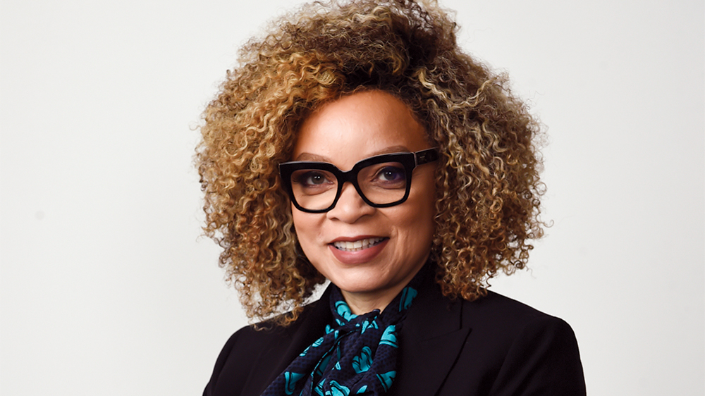 variety.com - Jazz Tangcay - Ruth E. Carter Makes History With a Star on the Hollywood Walk of Fame