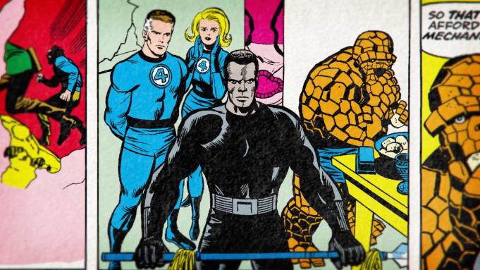 Marvel Black Panther Behind the Mask