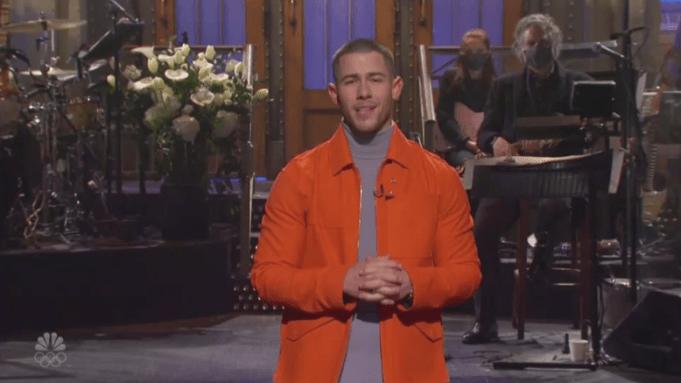 Nick Jonas on SNL