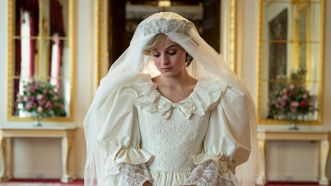 The Crown S4. Picture shows: Princess