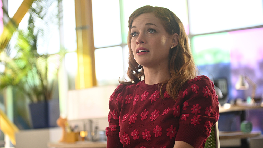 NBC Releases First Look at 'Zoey's Extraordinary Playlist's' Take on Taylor Swift (TV News Roundup)