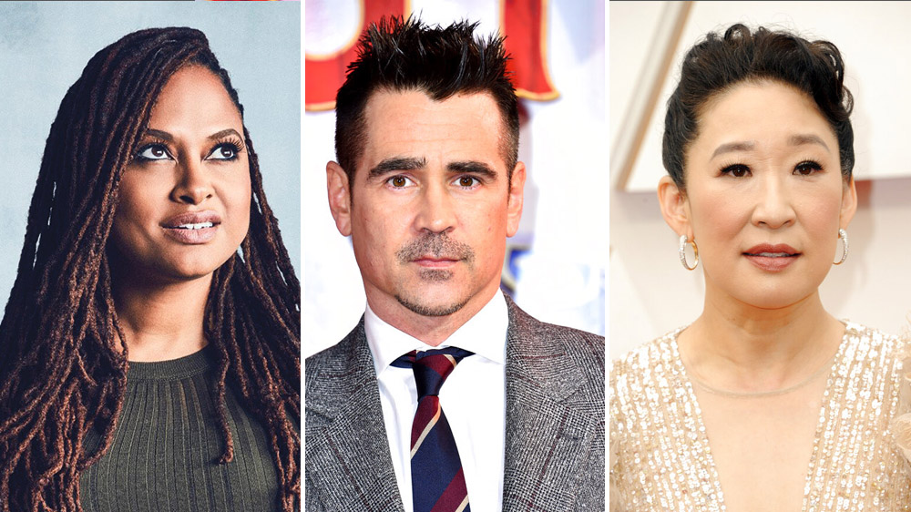 Ava DuVernay, Colin Farrell, Sandra Oh and More Added as Golden Globes Presenters