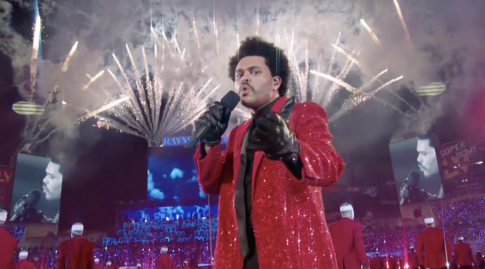 Showtime to Air 90-Minute Documentary on the Weeknd's Super Bowl Halftime Show