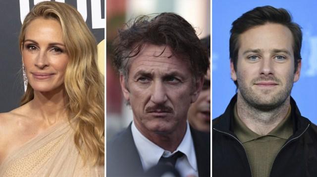 Starz Picks Up Watergate Series Starring Julia Roberts and Sean Penn, Recasts Armie Hammer.jpg