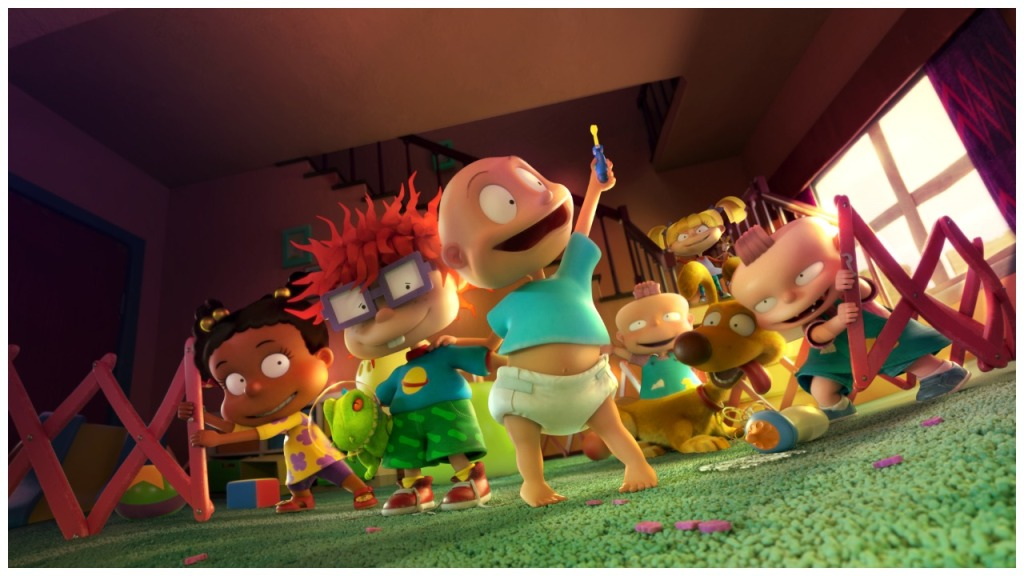 'Rugrats' Revival With Original Voice Cast to Debut on Paramount Plus - Variety