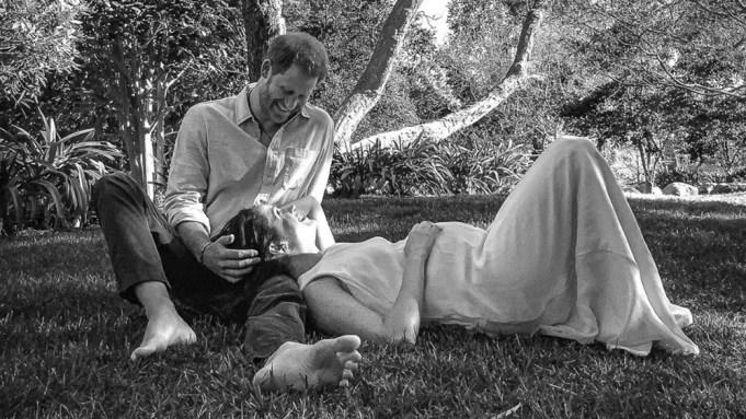 Pangeran Harry dan Meghan Markle