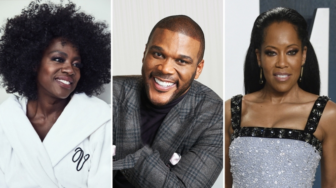 Viola Davis Tyler Perry And Regina King Up For Entertainer Of The Year At 2021 Naacp Image Awards Lipstick Alley