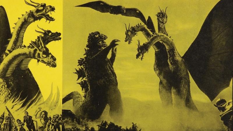 #10 - Ghidorah the Three Headed Monster