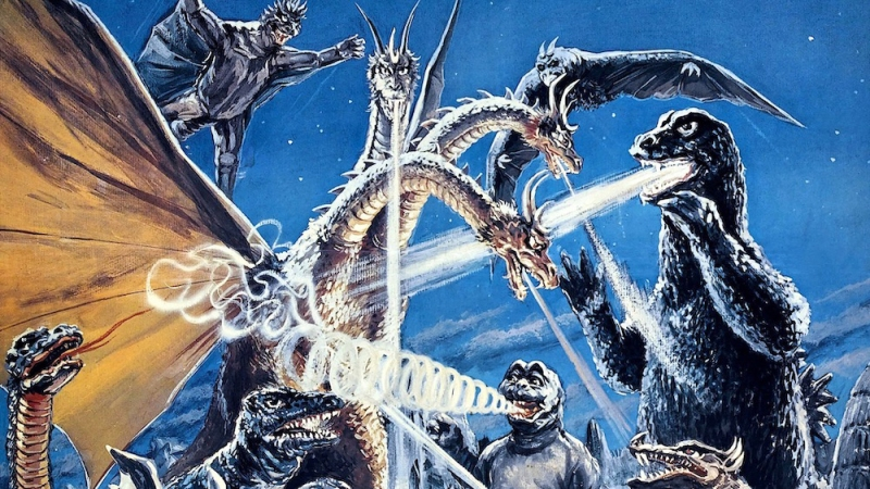 #14 - Destroy All Monsters