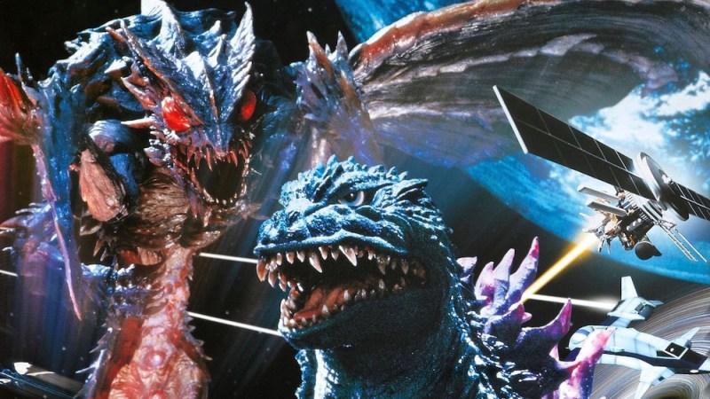 #18 - Godzilla vs Megaguirus