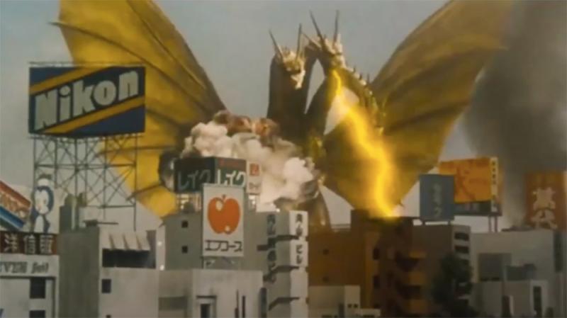 #19 - Godzilla vs King Ghidorah