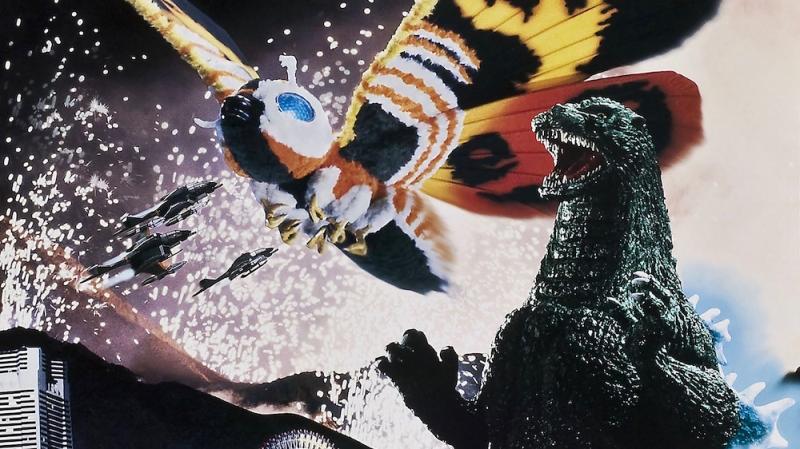 #20 - Godzilla and Mothra the Battle for Earth
