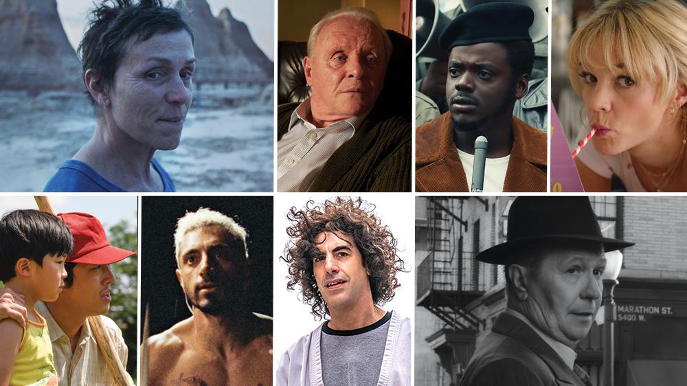 2021 Oscars Predictions: 93rd Academy Awards - Variety