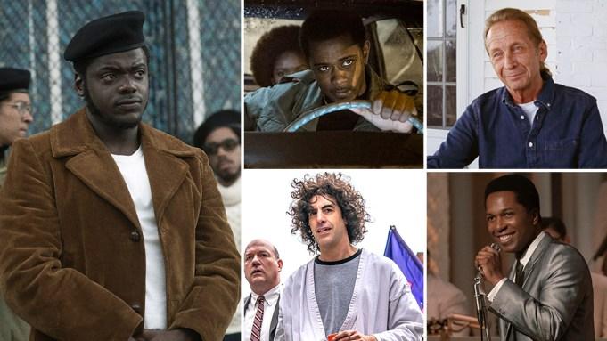 Nominados a mejor actor secundario en los Oscars 2021
