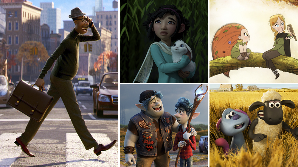 Which Animated Movie Won The Oscar