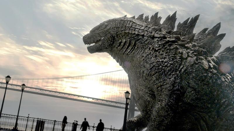 #21 - Godzilla (2014)