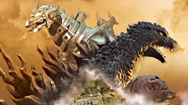 #22 - Godzilla Tokyo SOS
