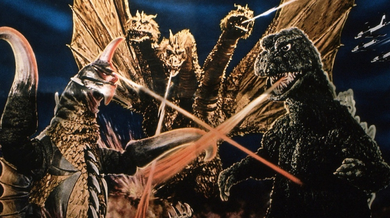 #24 - Godzilla vs Gigan