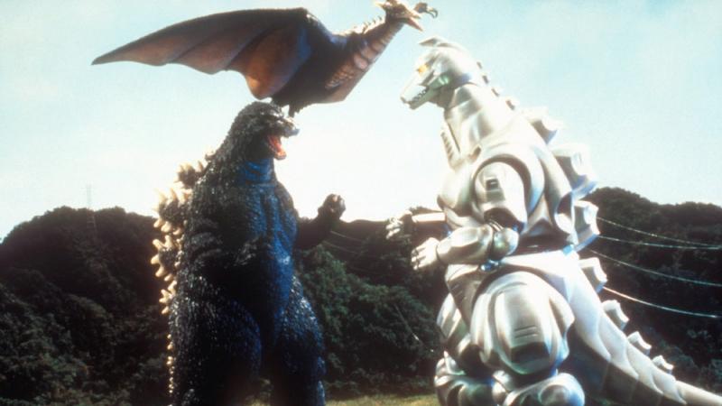 #25 - Godzilla vs Mechagodzilla II