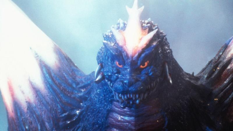 #26 - Godzilla vs SpaceGodzilla