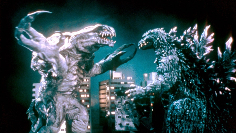 #27 - Godzilla 2000