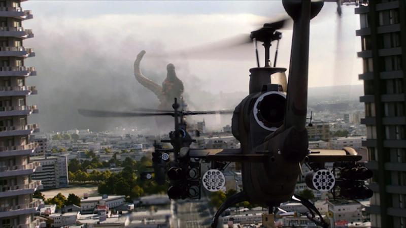 #4 - Shin Godzilla
