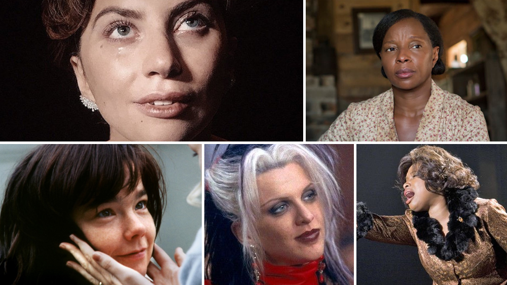 10 Best Performances From Female Musicians Turned Actors