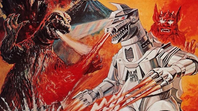#6 - Godzilla vs Mechagodzilla