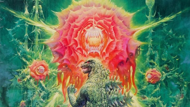 #7 - Godzilla vs Biollante