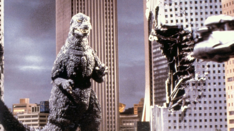 #8 - The Return of Godzilla