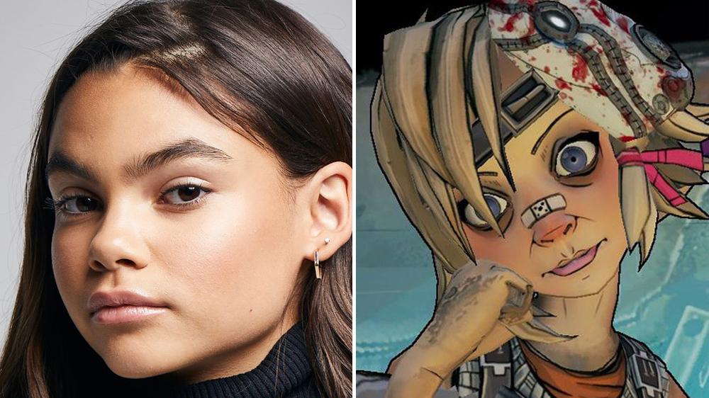 'Borderlands' Casts Ariana Greenblatt as Tiny Tina