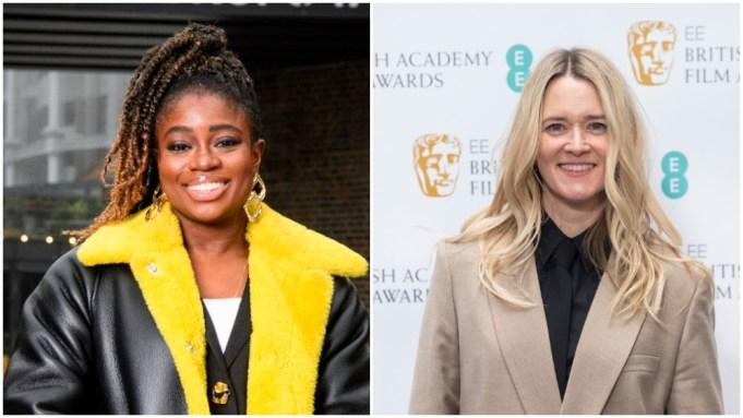 BAFTA presenters