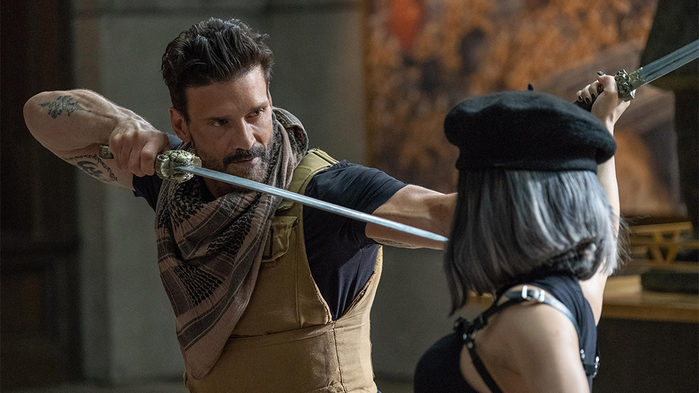 'Boss Level' Review: Frank Grillo Dies Another Day in a 'Groundhog Day' of Action Thrillers That's Just Clever Enough