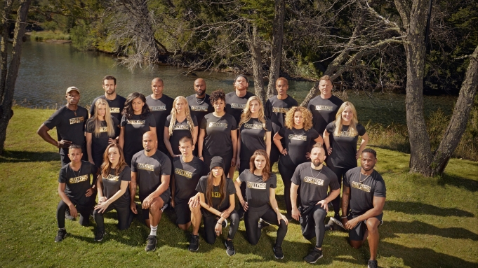 The Challenge: All Stars cast