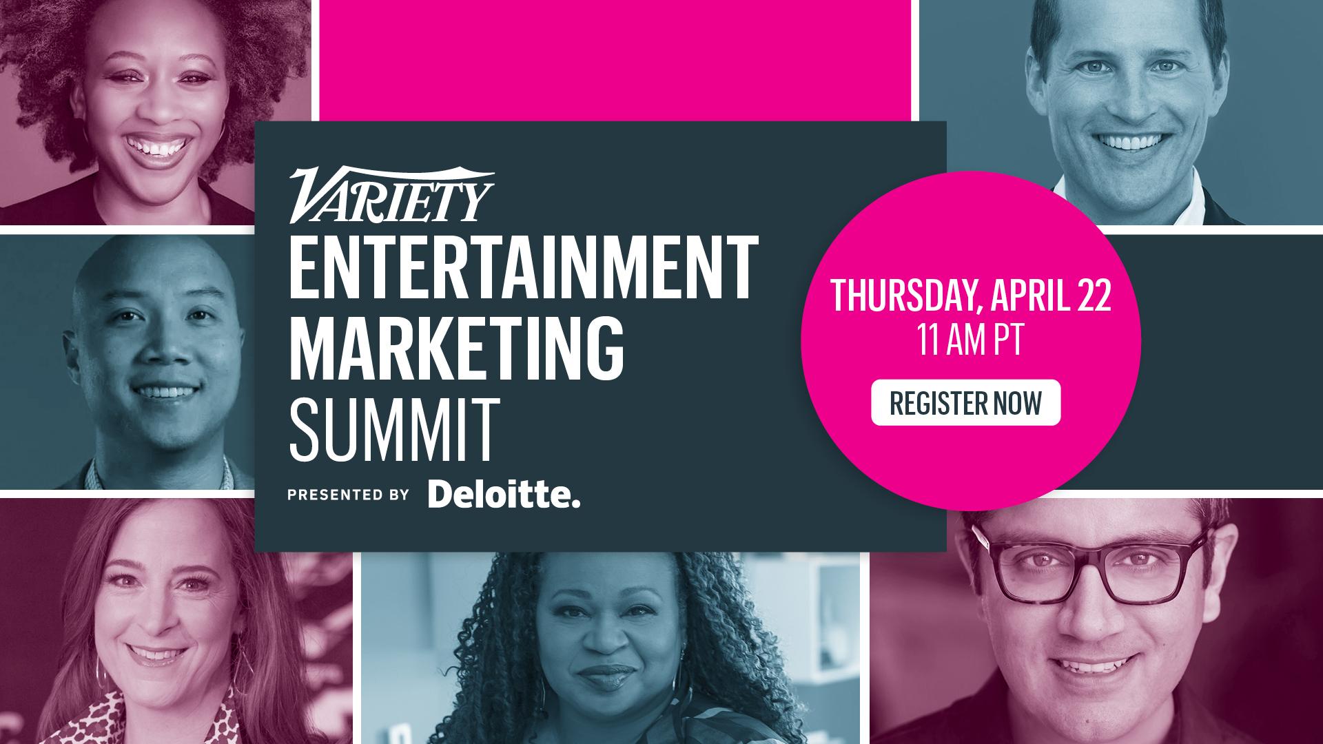 Amazon and Disney Marketing Heads to Keynote Variety Entertainment Marketing Summit