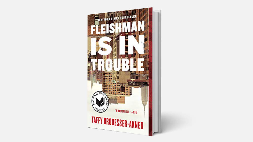FX Orders Limited Series Adaptation of Taffy Brodesser-Akner Novel 'Fleishman Is in Trouble'